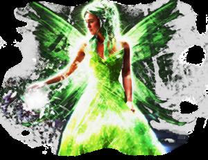 The Sparkly Fairy